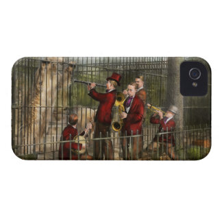 Music - How to annoy animals 1925 Case-Mate iPhone 4 Case