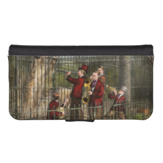 Music - How to annoy animals 1925 Phone Wallet Case