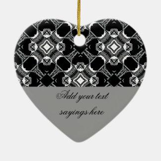 Music I Sing,Music I Love_ Ceramic Ornament