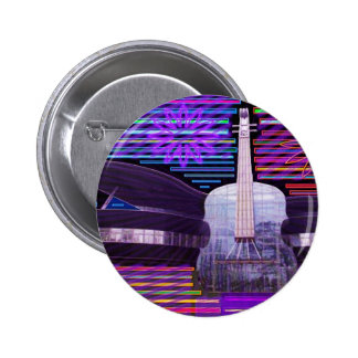 Music Idol Fans Competition 2 Inch Round Button