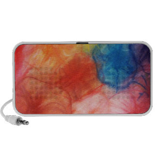 Music in Color series- The Moldau by Becca Cook Mp3 Speakers