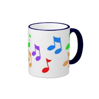 Music In Me Coffee Mugs
