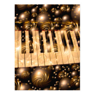 Music in me, Music in you_ Postcard