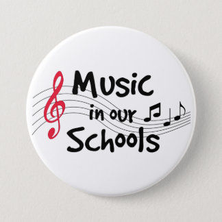 Music in Our Schools Button