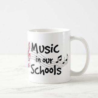 Music in Our Schools Coffee Mug