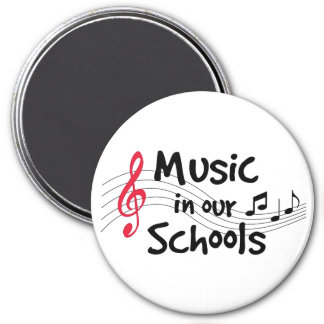 Music in Our Schools Magnet