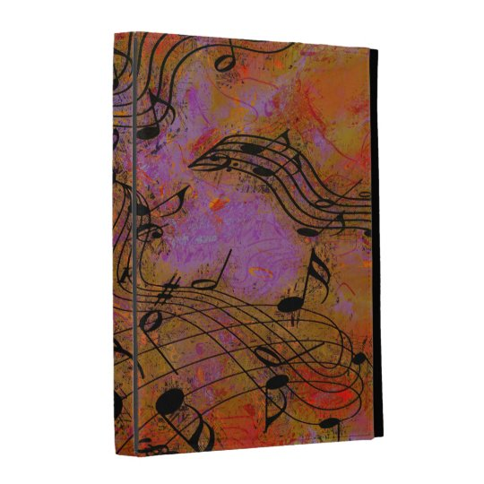 MUSIC IN THE AIR iPad Folio Case
