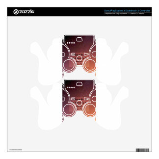 Music in the soul skins for PS3 controllers