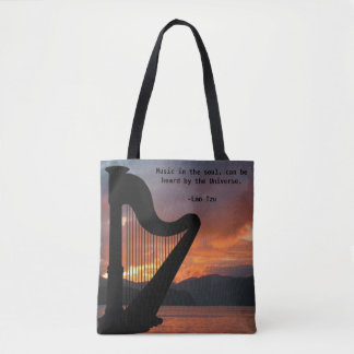 Music in the Soul Tote Bag