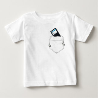 Music In Your Pocket Baby T-Shirt