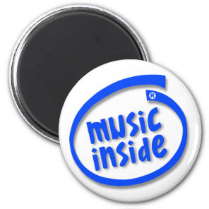 Music Inside Magnet