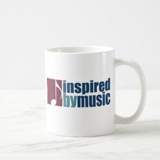 music inspiration coffee mug
