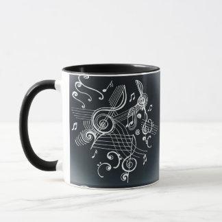 """Music Inspiration"" Mug"