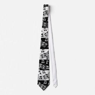 Music Inspiration Neck Tie