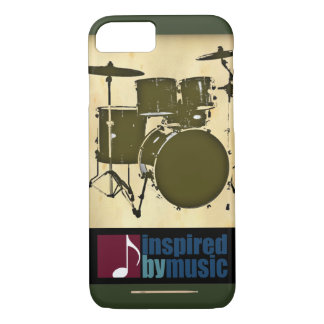 music inspired - a drum iPhone 8/7 case