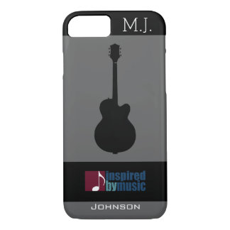 music-inspired / guitar iPhone 8/7 case