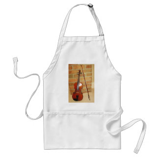Music  Instruments Adult Apron