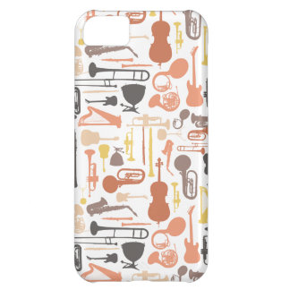 Music Instruments Case For iPhone 5C