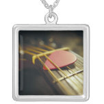 Music & Instruments Color Photo Personalized Necklace