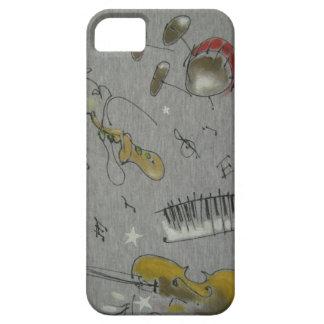 music instruments iPhone SE/5/5s case