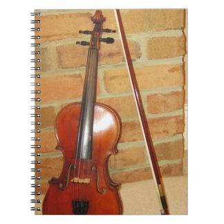 Music  Instruments Notebook