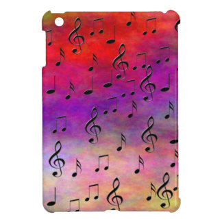 Music  Instruments  notes dance tunes radio keys iPad Mini Case