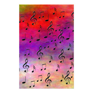 Music  Instruments  notes dance tunes radio keys Stationery