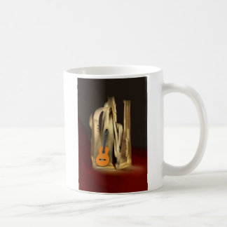 Music Intrumente Coffee Mug