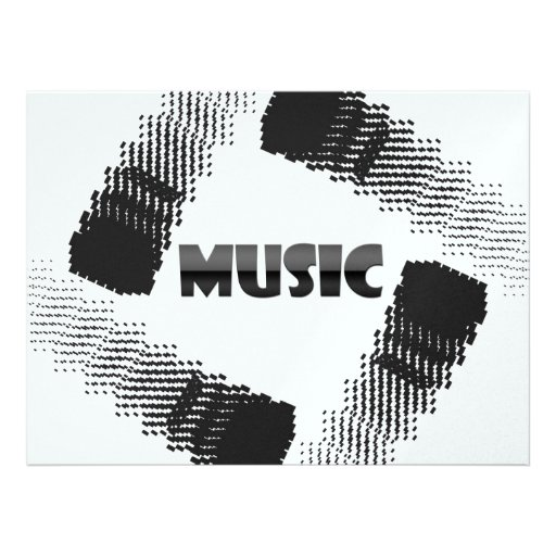 Music Invite