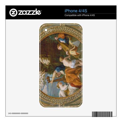 Music iPhone 4S Decals