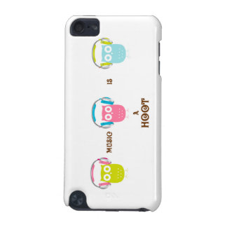 Music is a Hoot iPod Touch Case