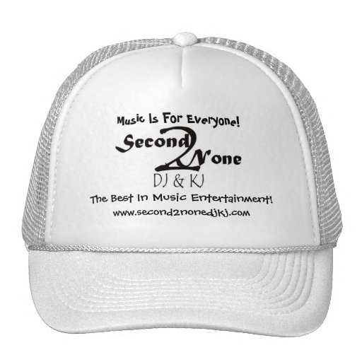Music Is For Everyone Hat