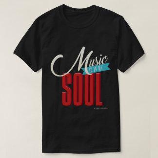Music is in my Soul Men's T-Shirt
