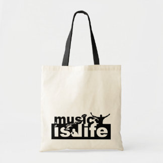 Music is Life bag - choose style, customize!
