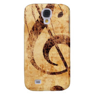 Music is Life Samsung Galaxy S4 Case
