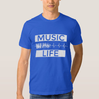 Music is Life Tee