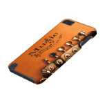 Music is Life with Guitar Machine Head iPod Touch 5G Cover