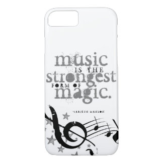 Music is magic! iPhone 8/7 case