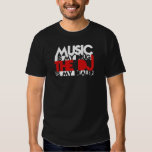 Music is my drug - the DJ is my dealer. T-shirts