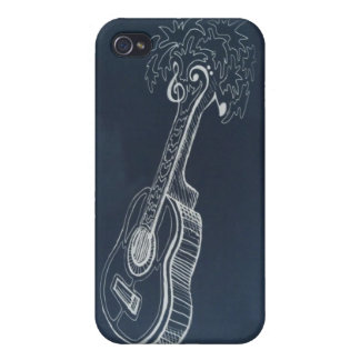 Music is Our Vacation Covers For iPhone 4