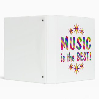 Music is the best binder