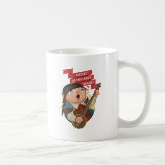 Music Is The Best Magic Coffee Mug