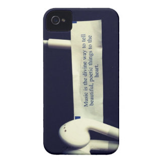Music is the divine way... Case-Mate iPhone 4 case