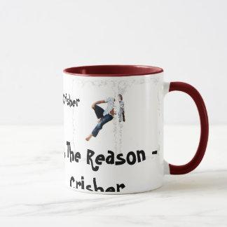 Music Is The Reason Mug