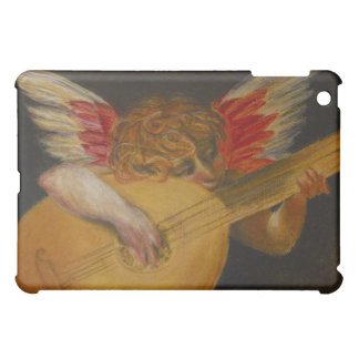 Music is well said to be the speech of angels cover for the iPad mini