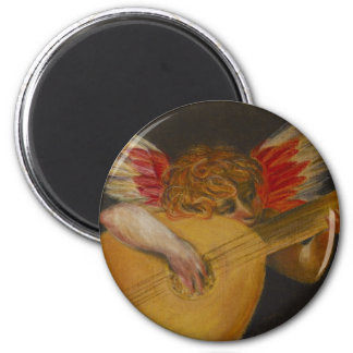 Music is well said to be the speech of angels magnet