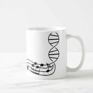 Music: it's in my DNA Coffee Mug