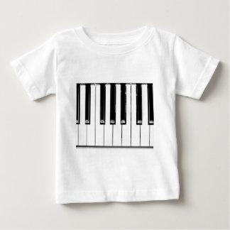 Music keyboard baby T-Shirt