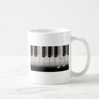 music keyboard name coffee mugs
