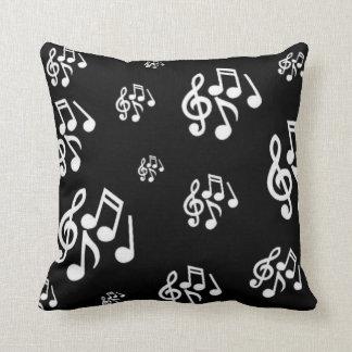 Music Keys American MoJo Pillow